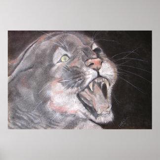 Panther Print