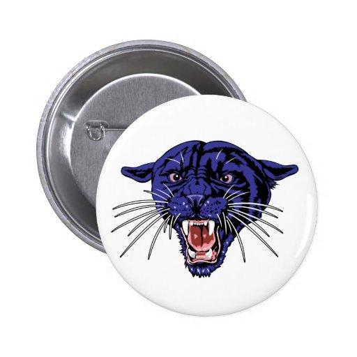 Panther Roar Pins
