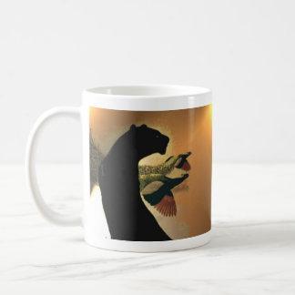 Panther Sunset Mug
