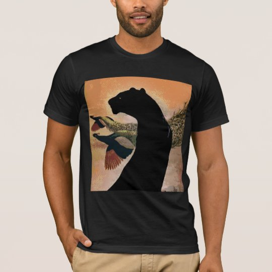Panther Sunset Shirt