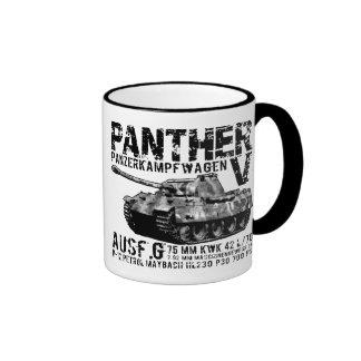 Panther Tank Mug