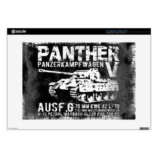 Panther Tank Vinyl Device Protection Skin Laptop Decal