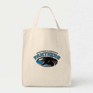 Panther Tote (Natural) Bags