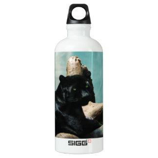 Panther with Piercing Eyes SIGG Traveler 0.6L Water Bottle