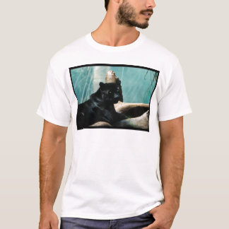 Panther with Piercing Eyes T-Shirt