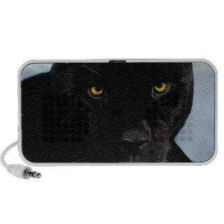 Panthera de la pantera negra altavoces