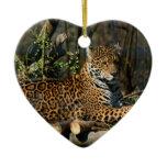 Panthera Jaguar Ornament