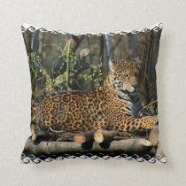 Panthera Jaguar Pillow