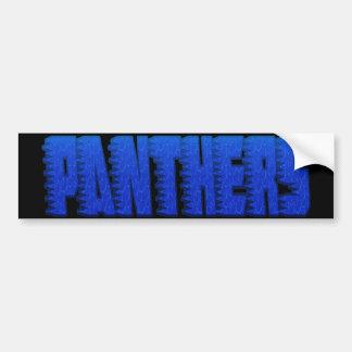 Panthers Bumper Sticker