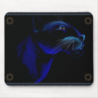 Panthers Face mousepad