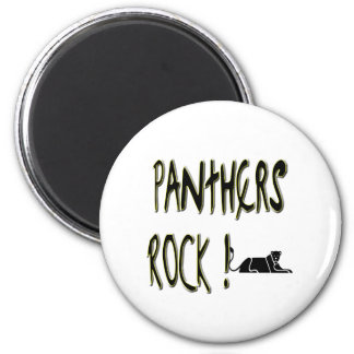 Panthers Rock! Magnet