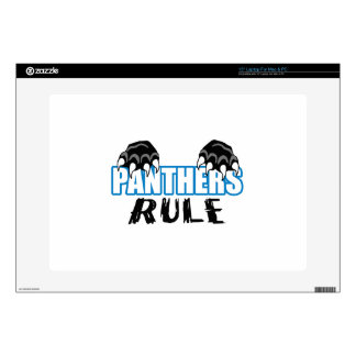 Panthers Rule Decals For Laptops