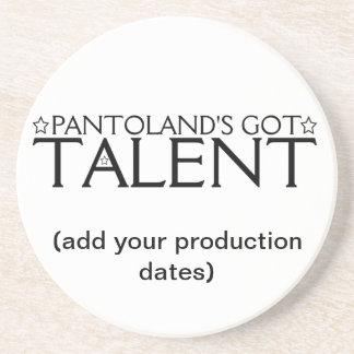 Pantoland's Got Talent Memento Coaster