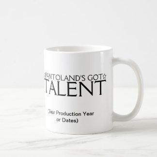 Pantoland's Got Talent Winner Mug