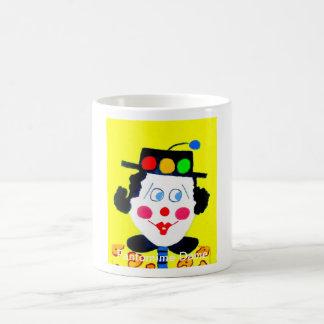 Pantomime Dame Classic White Coffee Mug
