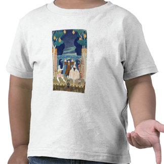 Pantomime la etapa, ejemplo para los 'Fetes Camiseta