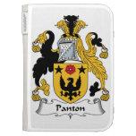 Panton Family Crest Kindle 3 Case
