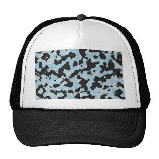 PANTONE Aquamarine & Glacier Gray Camouflage Trucker Hat