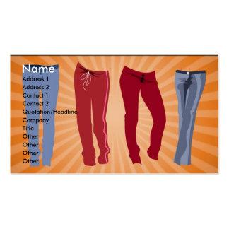pants_100106_large, Name, Address 1, Address 2,... Business Card