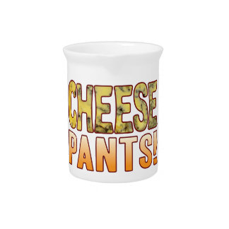 Pants Blue Cheese Pitcher