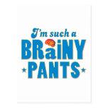 Pants Brainy, Such A Postcard