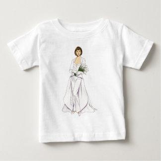 Pantsuit del boda del satén poleras