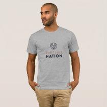 Pantsuit Nation American Apparel Large Logo T T-Shirt
