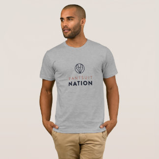 Pantsuit Nation American Apparel Large Logo T T-Shirt