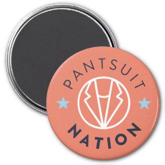 Pantsuit Nation Magnet, Orange Magnet