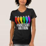 Pantsuit Nation Rainbow Women T-Shirt