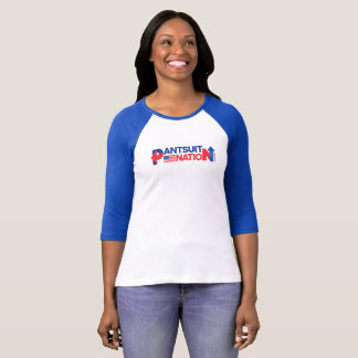 Pantsuit Nation Ringer Shirt