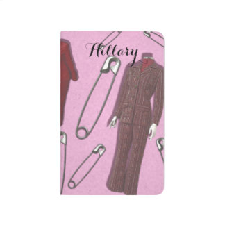 Pantsuits and Safety Pins Journal