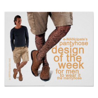 Pantyhose design of the week I. Posters