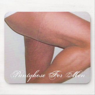 Pantyhose For Men Computer Mouse Mouse Pad