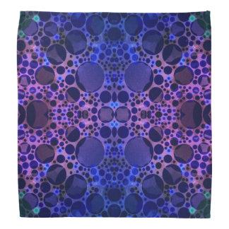Pañuelo abstracto hermoso loco bandanas