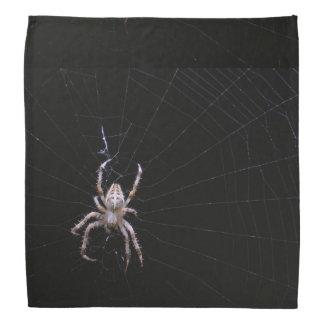 Pañuelo cruzado del ~ de la araña bandana