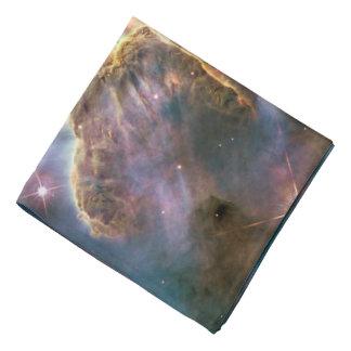 Pañuelo de la nebulosa de Carina Bandana