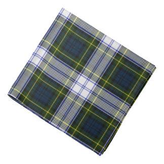 Pañuelo de la tela escocesa del vestido de Gordon Bandana
