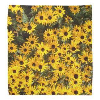 Pañuelo de las flores bandanas