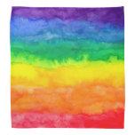 Pañuelo del arco iris