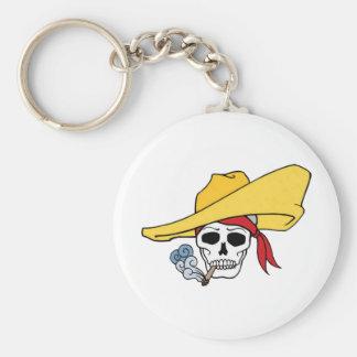 Pañuelo del gorra del cráneo de Halloween del Llaveros Personalizados