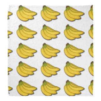 Pañuelo del plátano bandanas