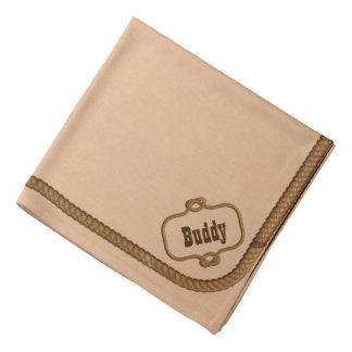Pañuelo occidental del personalizado del tema bandana