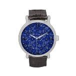Pañuelo/pañuelo retros de los azules marinos relojes