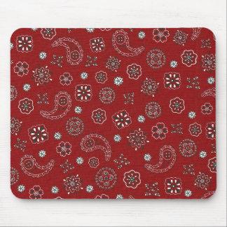 Pañuelo rojo Mousepad