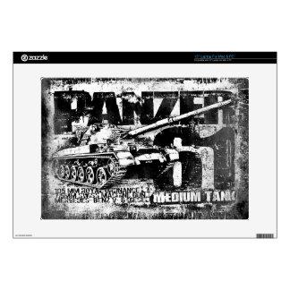 """Panzer 61 15"""" Laptop Skin"""
