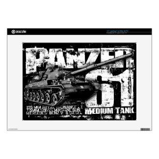 Panzer 61 Decal For Laptop Laptop Skin