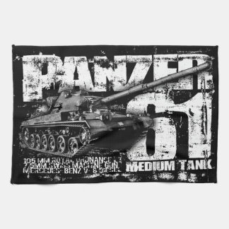 Panzer 61 Hand Towels