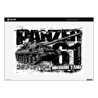 Panzer 61 Laptop Skin