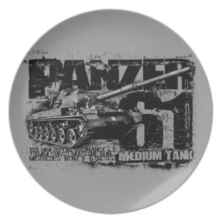 Panzer 61 Plates
